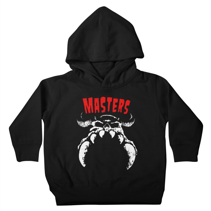 Masters 777 Kids Toddler Pullover Hoody by ToySkull