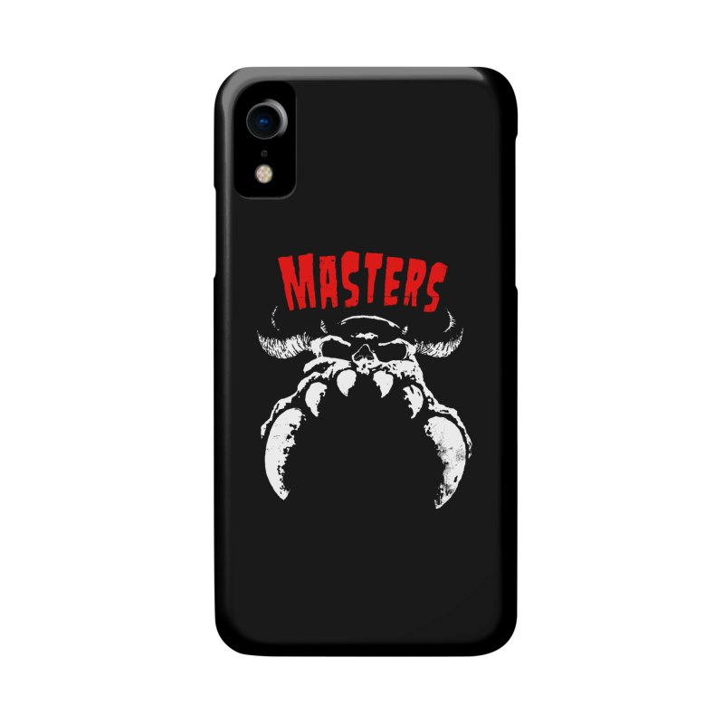 Masters 777 Accessories Phone Case by ToySkull