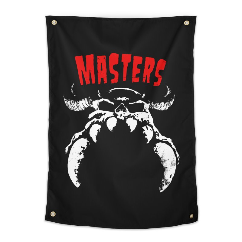 Masters 777 Home Tapestry by ToySkull
