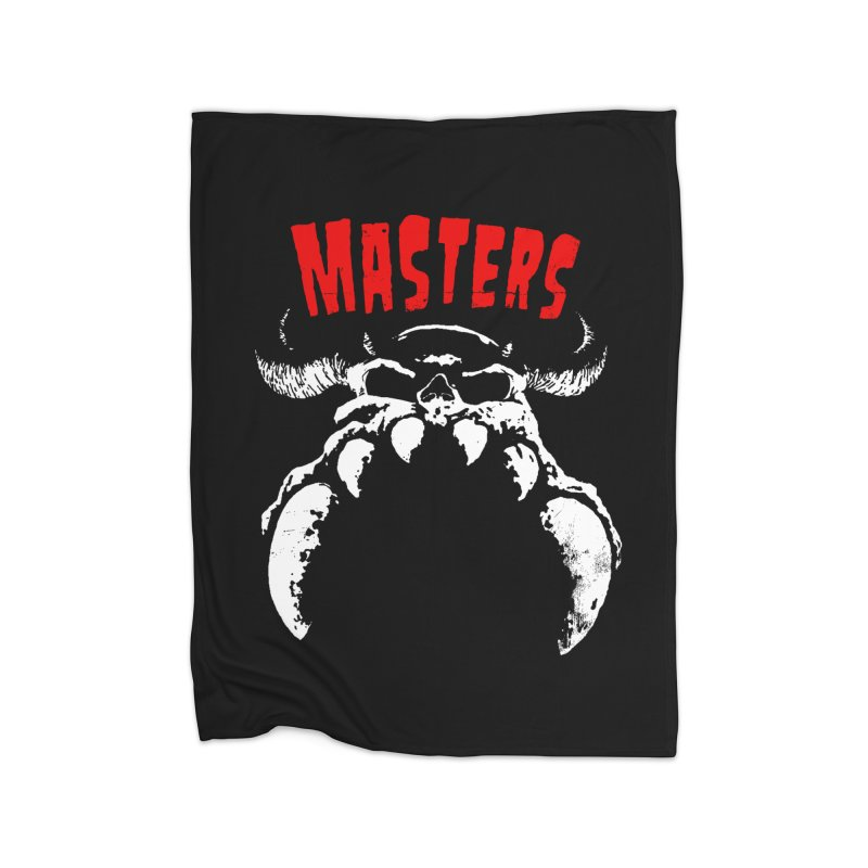 Masters 777 Home Blanket by ToySkull