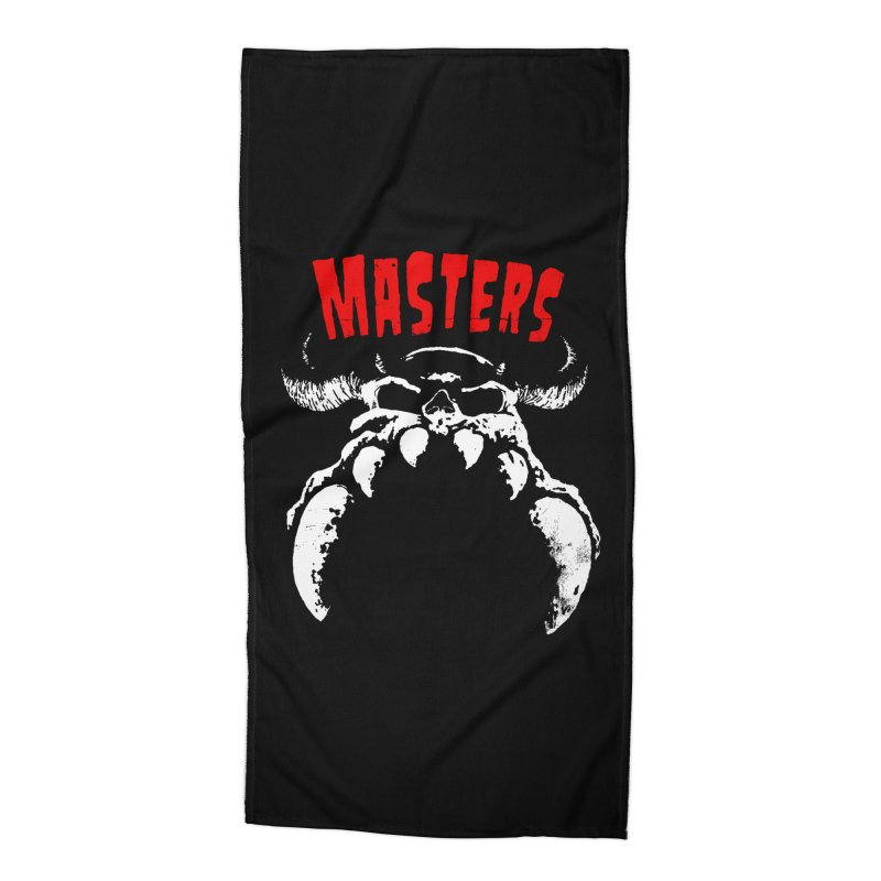 Masters 777 Accessories Beach Towel by ToySkull