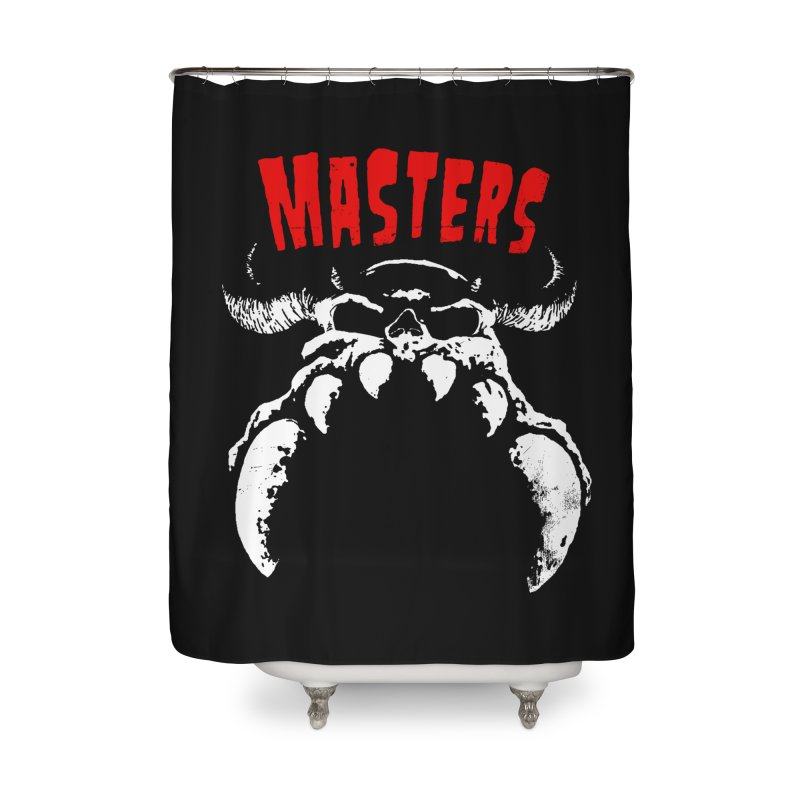 Masters 777 Home Shower Curtain by ToySkull