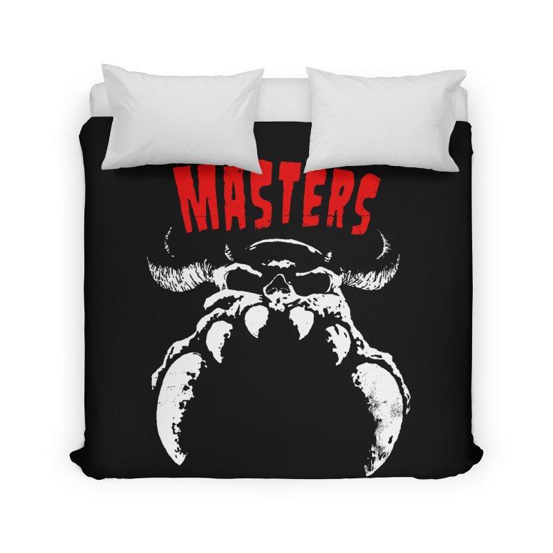 Masters 777 Home Duvet by ToySkull