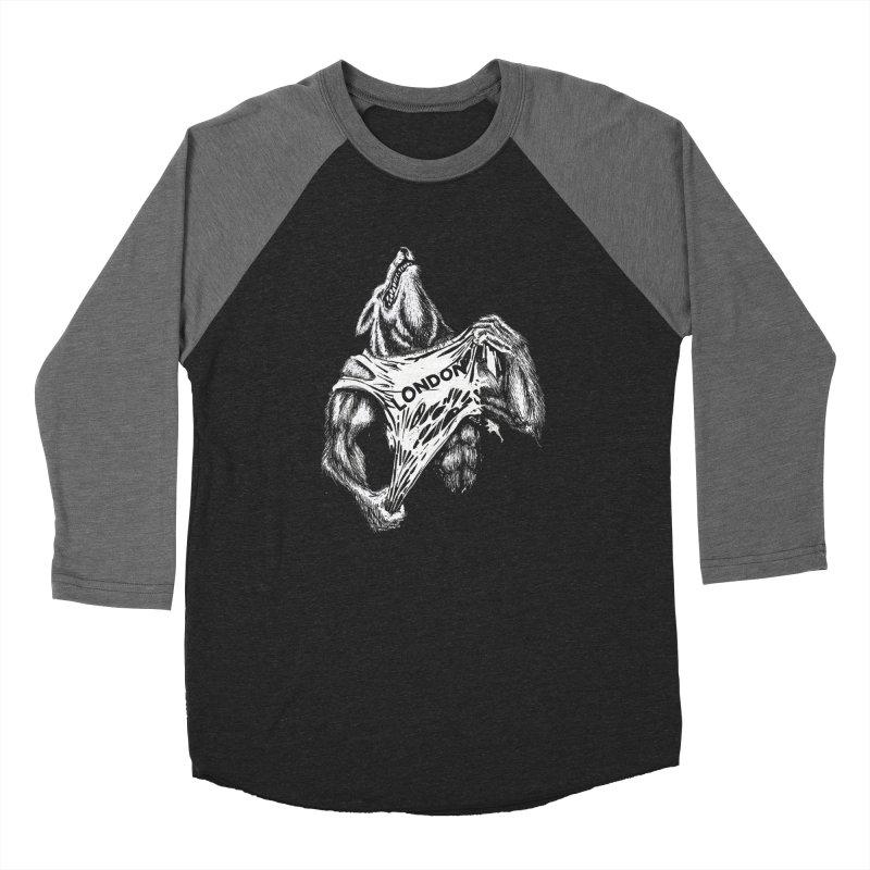 American Werewolf in London Women's Longsleeve T-Shirt by ToySkull