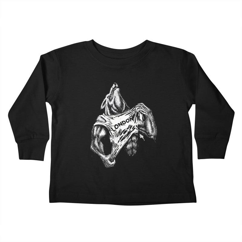 American Werewolf in London Kids Toddler Longsleeve T-Shirt by ToySkull