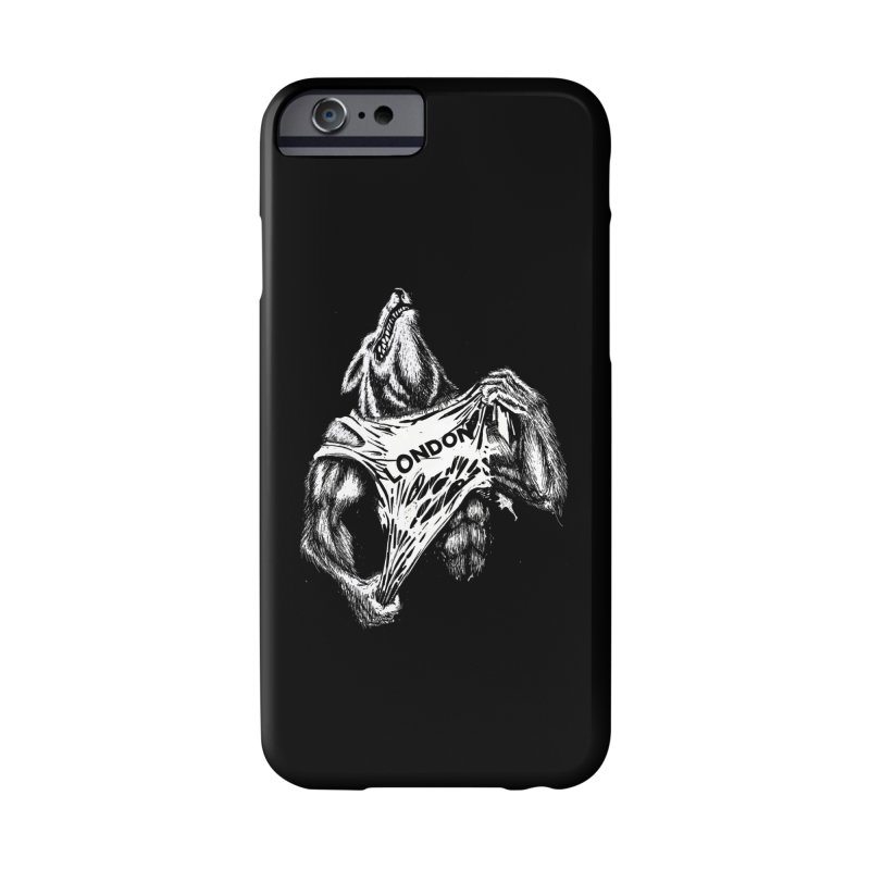 American Werewolf in London Accessories Phone Case by ToySkull