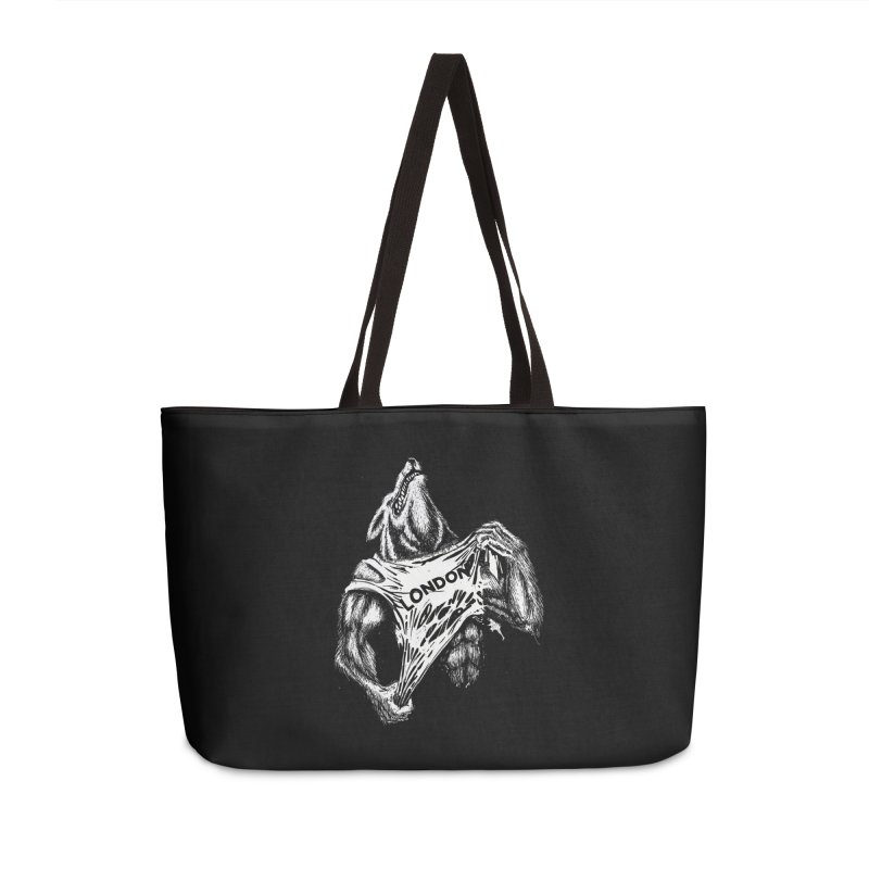 American Werewolf in London Accessories Bag by ToySkull