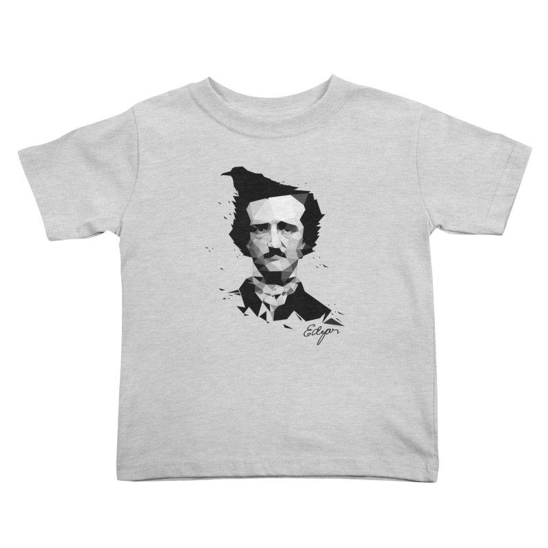 Edgar Kids Toddler T-Shirt by ToySkull