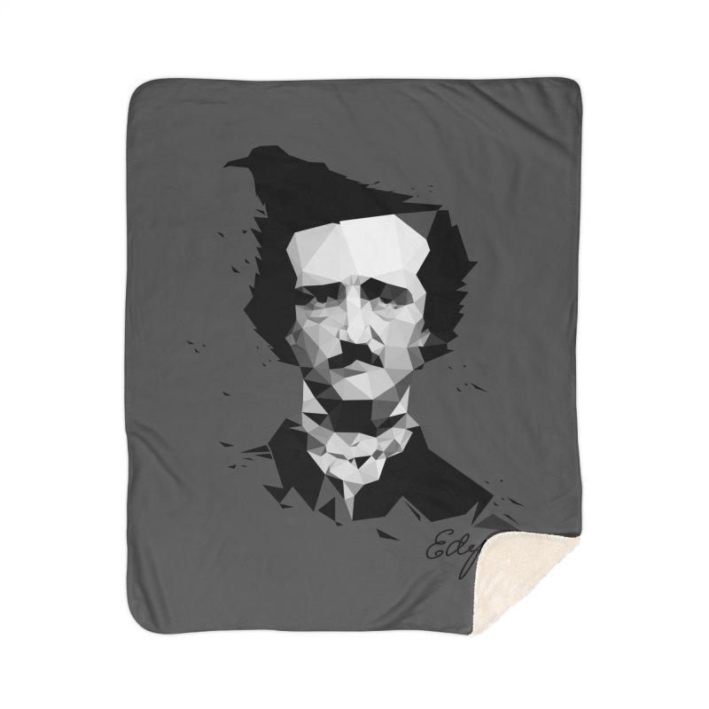 Edgar Home Blanket by ToySkull