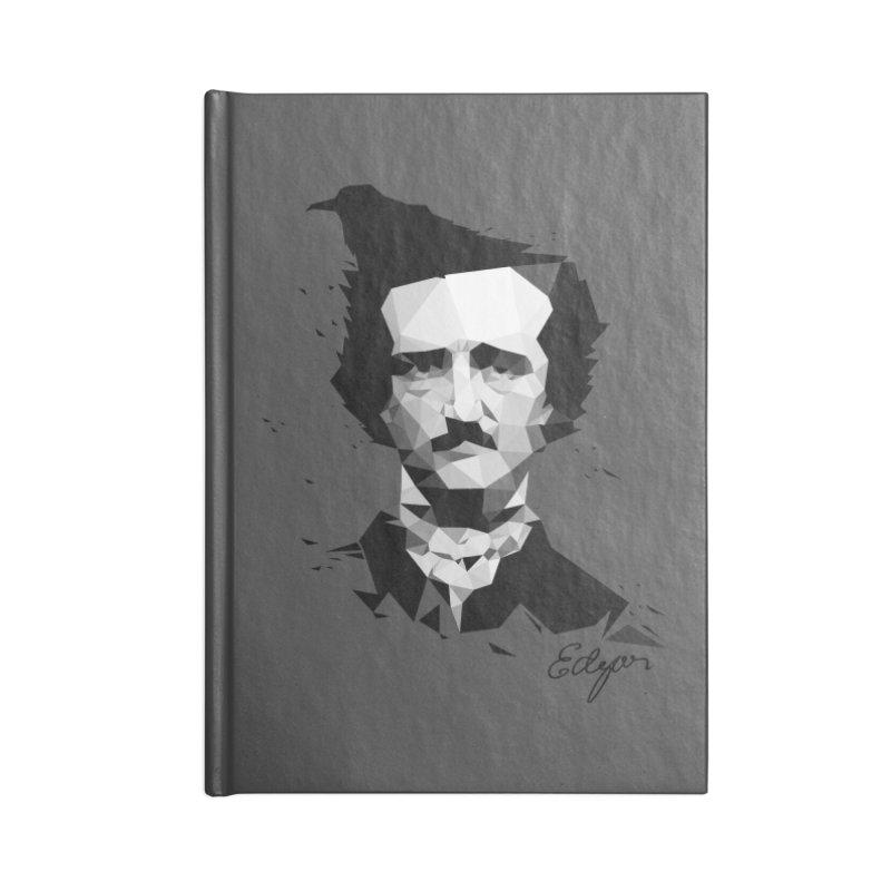 Edgar Accessories Notebook by ToySkull