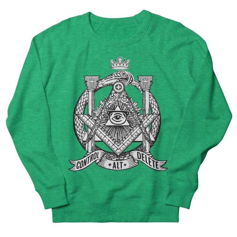 Secret Society Women's Sweatshirt by ToySkull