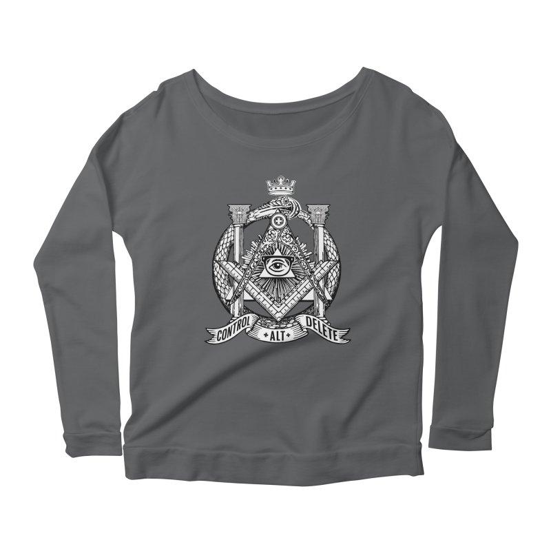 Secret Society Women's Longsleeve T-Shirt by ToySkull