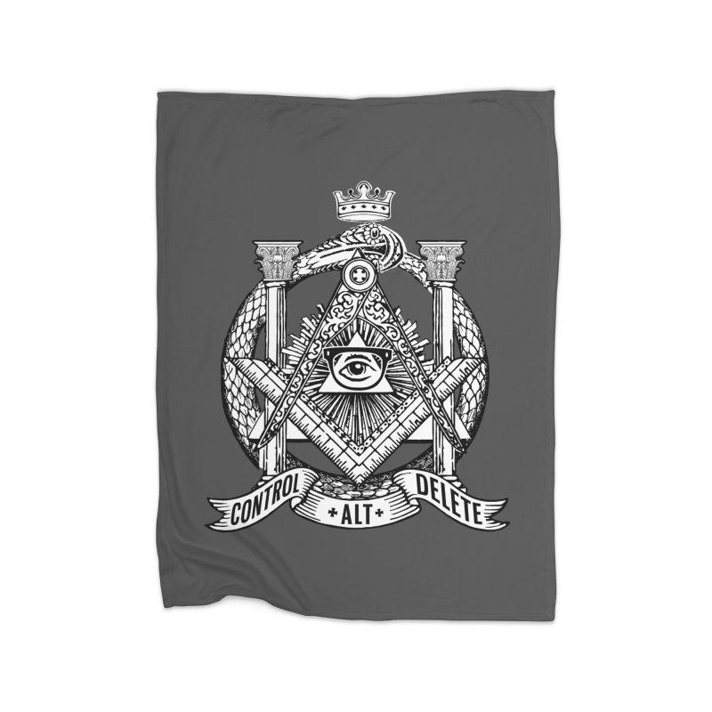 Secret Society Home Blanket by ToySkull