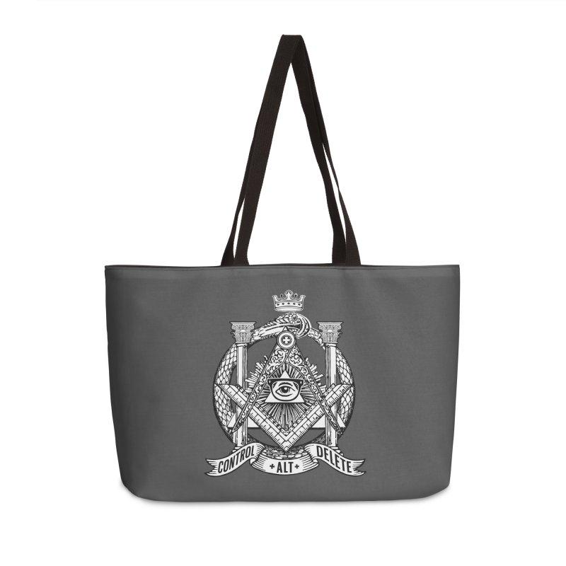Secret Society Accessories Bag by ToySkull