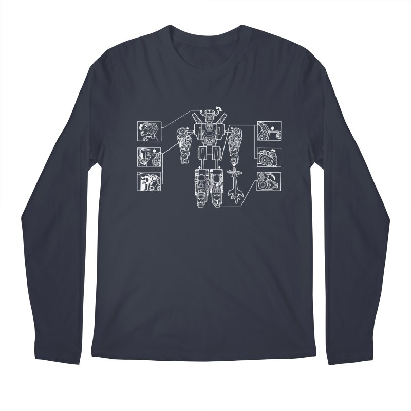 Universe Sold Separately Men's Longsleeve T-Shirt by ToySkull
