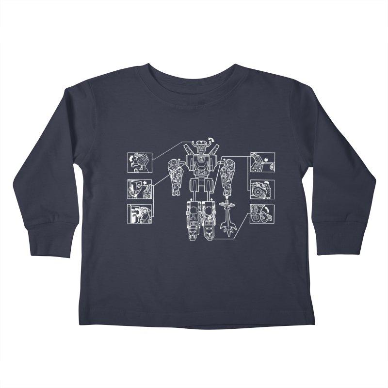 Universe Sold Separately Kids Toddler Longsleeve T-Shirt by ToySkull