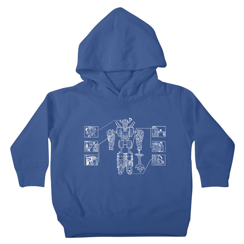 Universe Sold Separately Kids Toddler Pullover Hoody by ToySkull