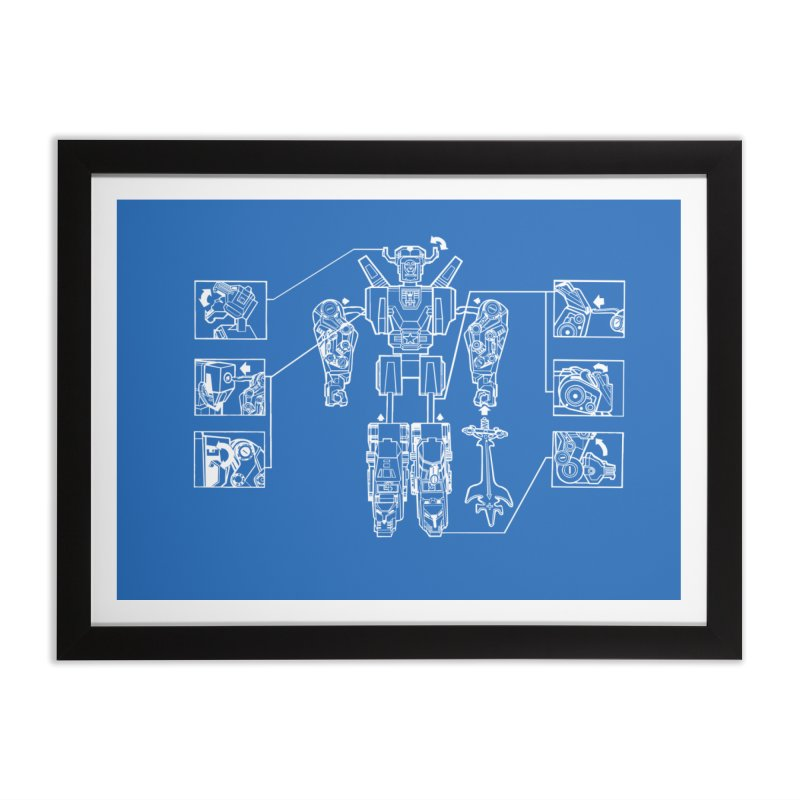 Universe Sold Separately Home Framed Fine Art Print by ToySkull