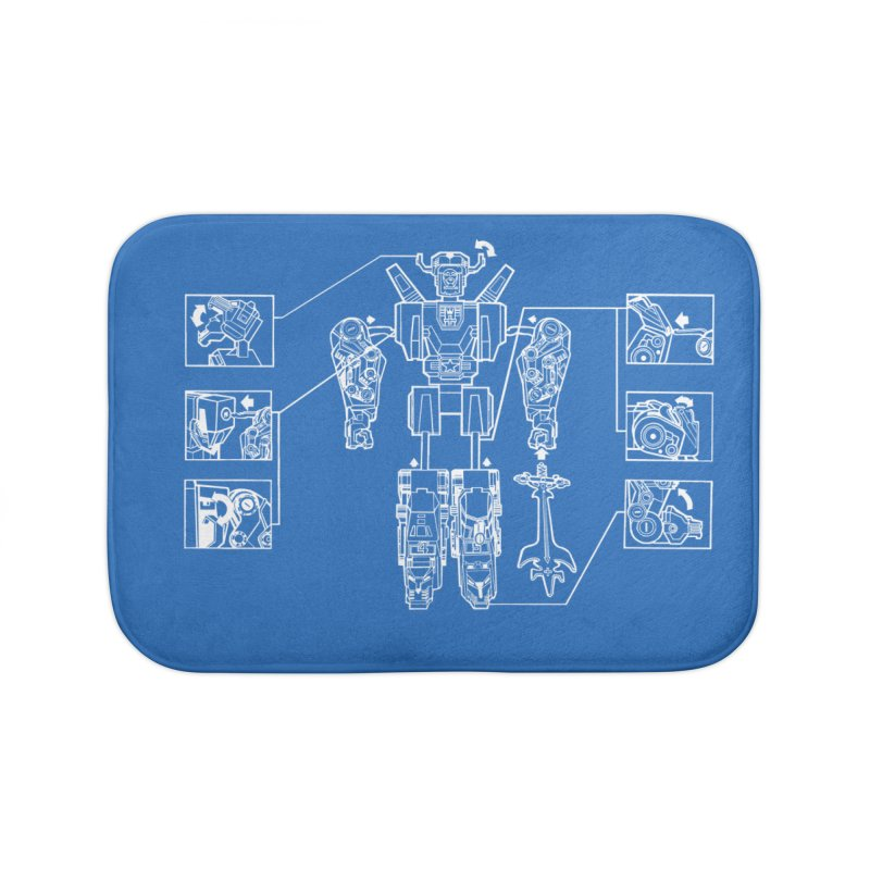 Universe Sold Separately Home Bath Mat by ToySkull