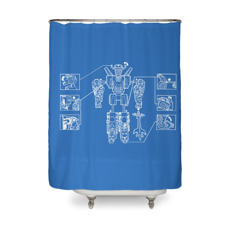 Universe Sold Separately Home Shower Curtain by ToySkull