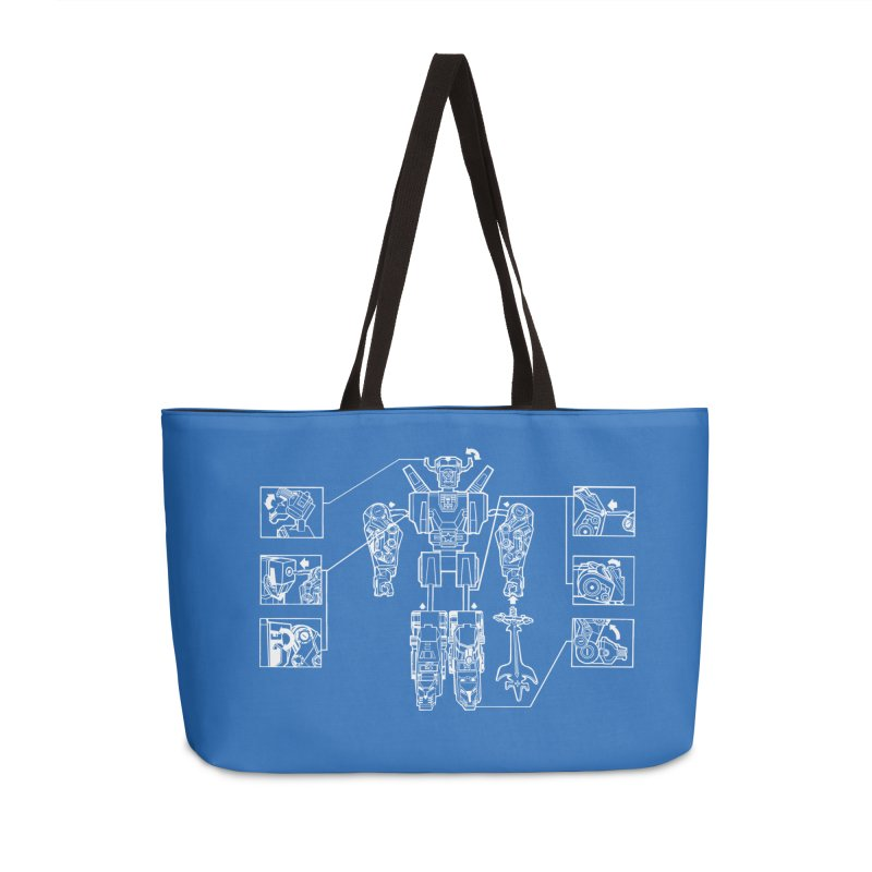 Universe Sold Separately Accessories Bag by ToySkull