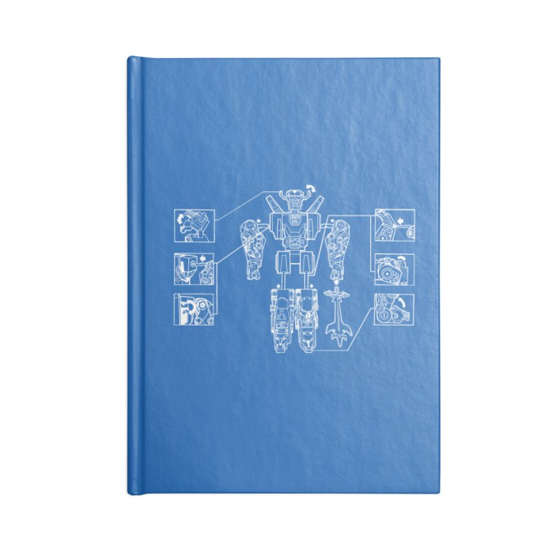 Universe Sold Separately Accessories Notebook by ToySkull