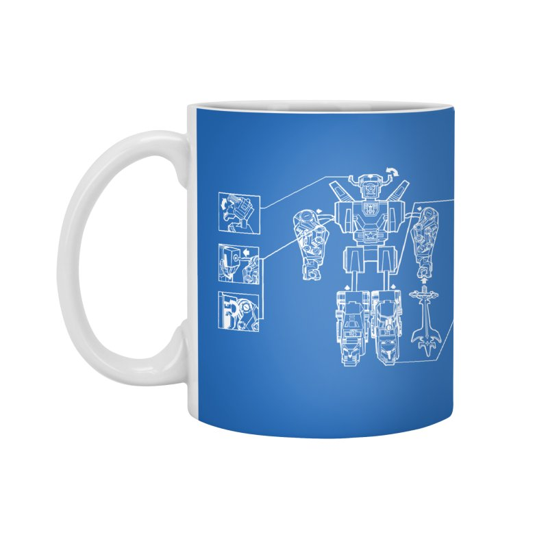 Universe Sold Separately Accessories Mug by ToySkull