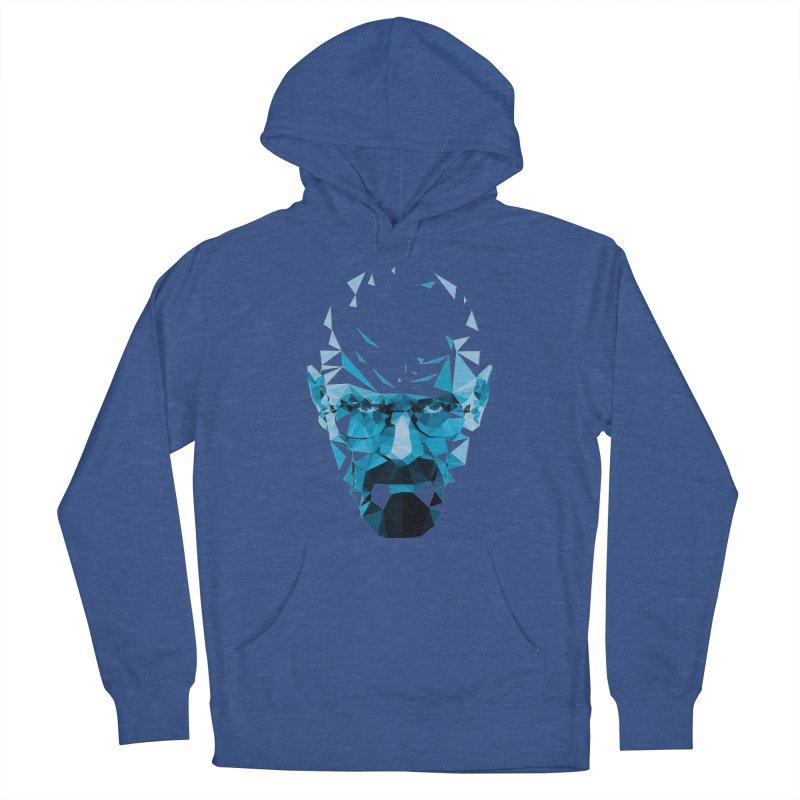 Mr. White's Blue Men's Pullover Hoody by ToySkull