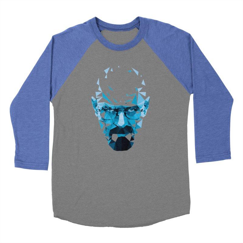 Mr. White's Blue Men's Longsleeve T-Shirt by ToySkull