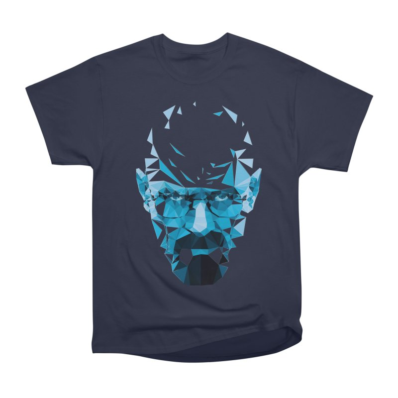 Mr. White's Blue Women's T-Shirt by ToySkull