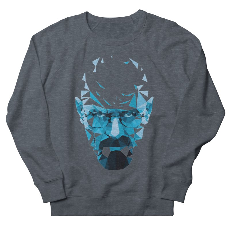 Mr. White's Blue Women's Sweatshirt by ToySkull