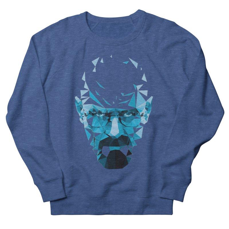 Mr. White's Blue Men's Sweatshirt by ToySkull