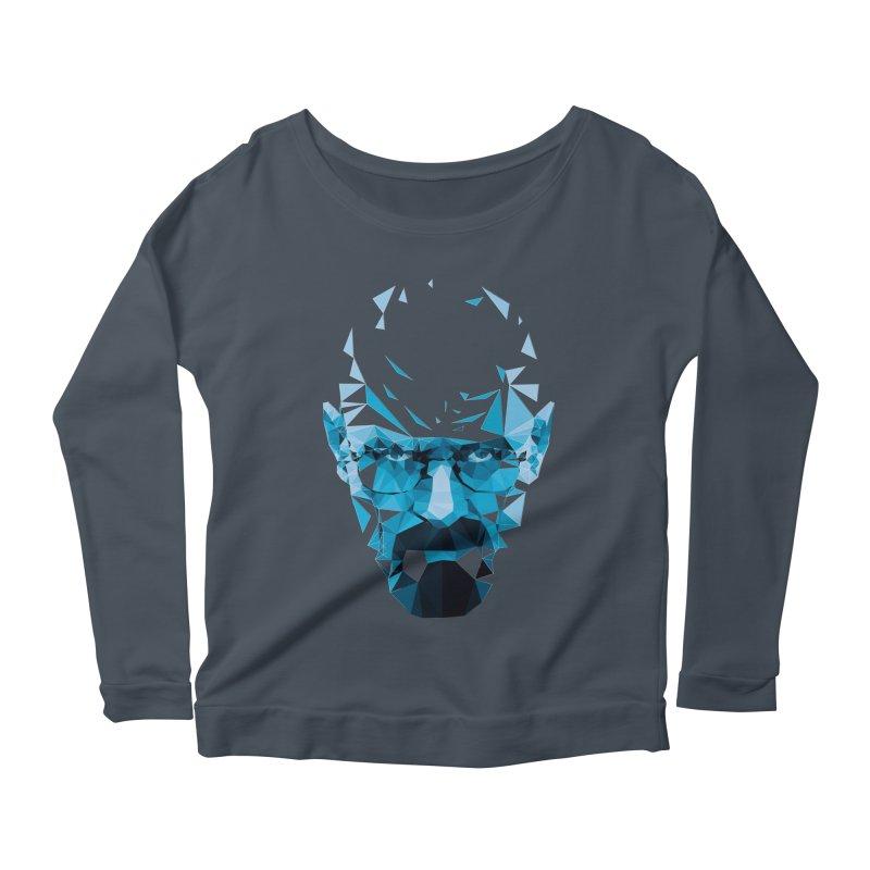 Mr. White's Blue Women's Longsleeve T-Shirt by ToySkull