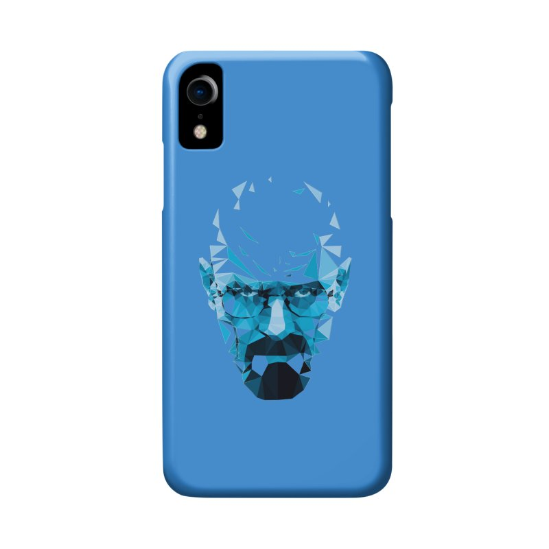 Mr. White's Blue Accessories Phone Case by ToySkull