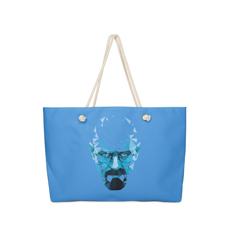 Mr. White's Blue Accessories Bag by ToySkull
