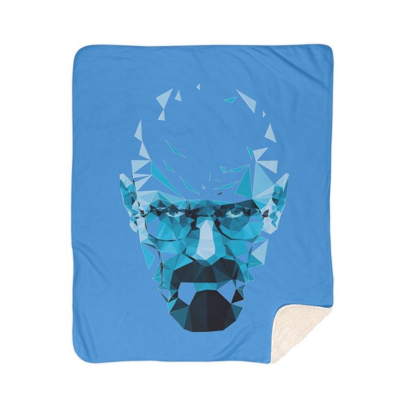 Mr. White's Blue Home Blanket by ToySkull