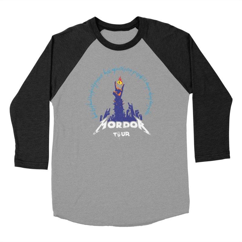 THE ROAD TO MORDOR Men's Longsleeve T-Shirt by ToySkull