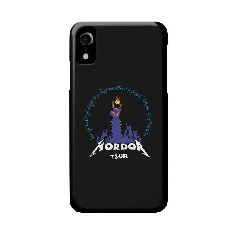 THE ROAD TO MORDOR Accessories Phone Case by ToySkull