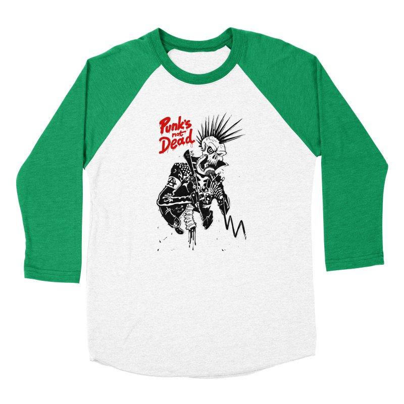 PUNK's NOT DEAD Men's Longsleeve T-Shirt by ToySkull