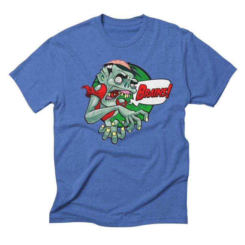 Zombie Men's T-Shirt by ToySkull