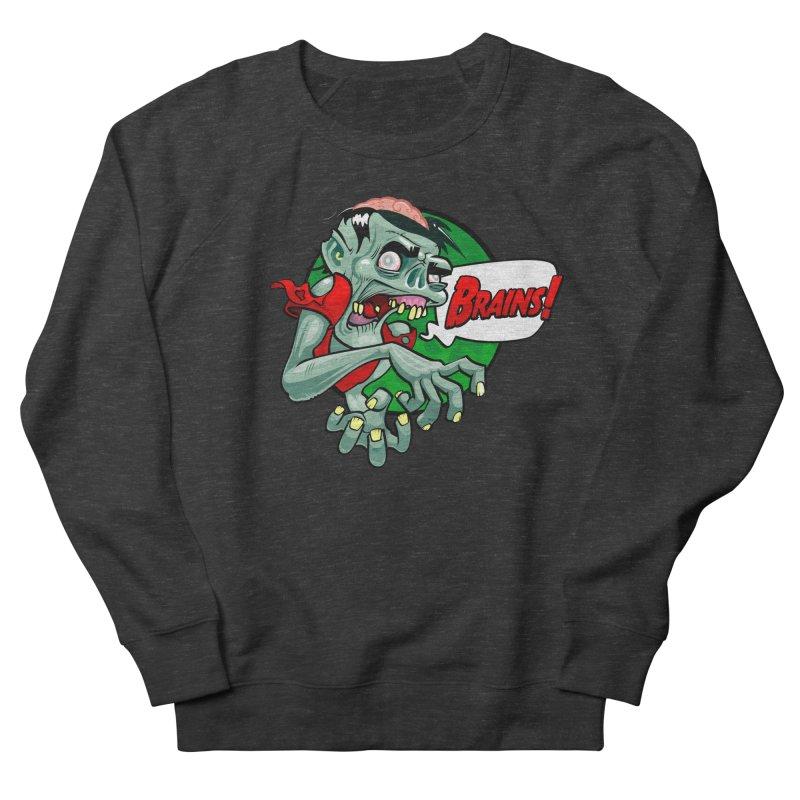 Zombie Women's Sweatshirt by ToySkull