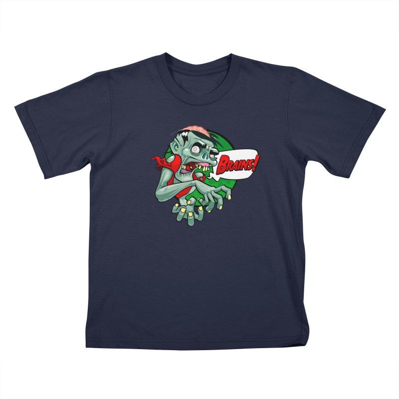Zombie Kids T-Shirt by ToySkull