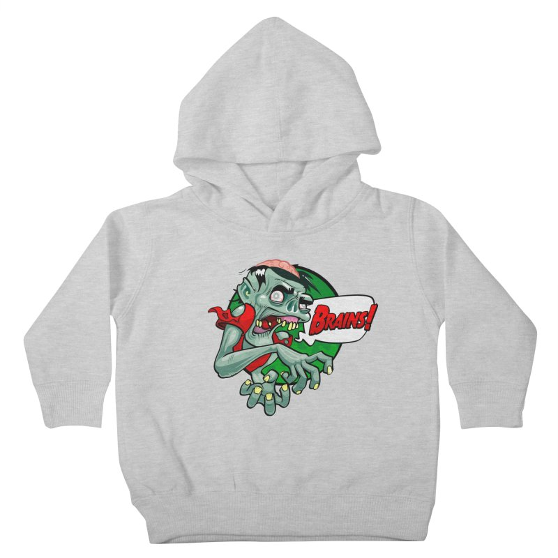 Zombie Kids Toddler Pullover Hoody by ToySkull