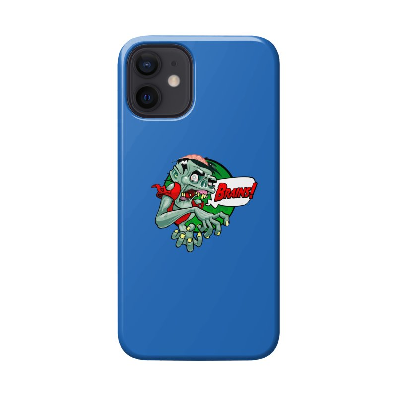 Zombie Accessories Phone Case by ToySkull
