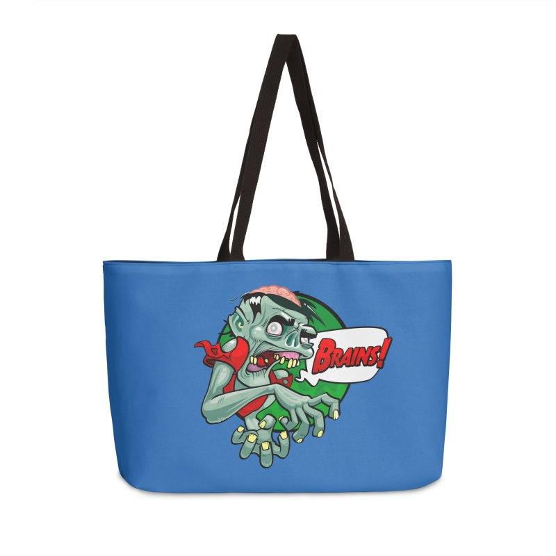 Zombie Accessories Bag by ToySkull