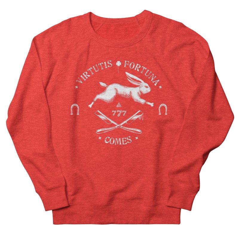 Luck, Companion of Courage Women's Sweatshirt by ToySkull