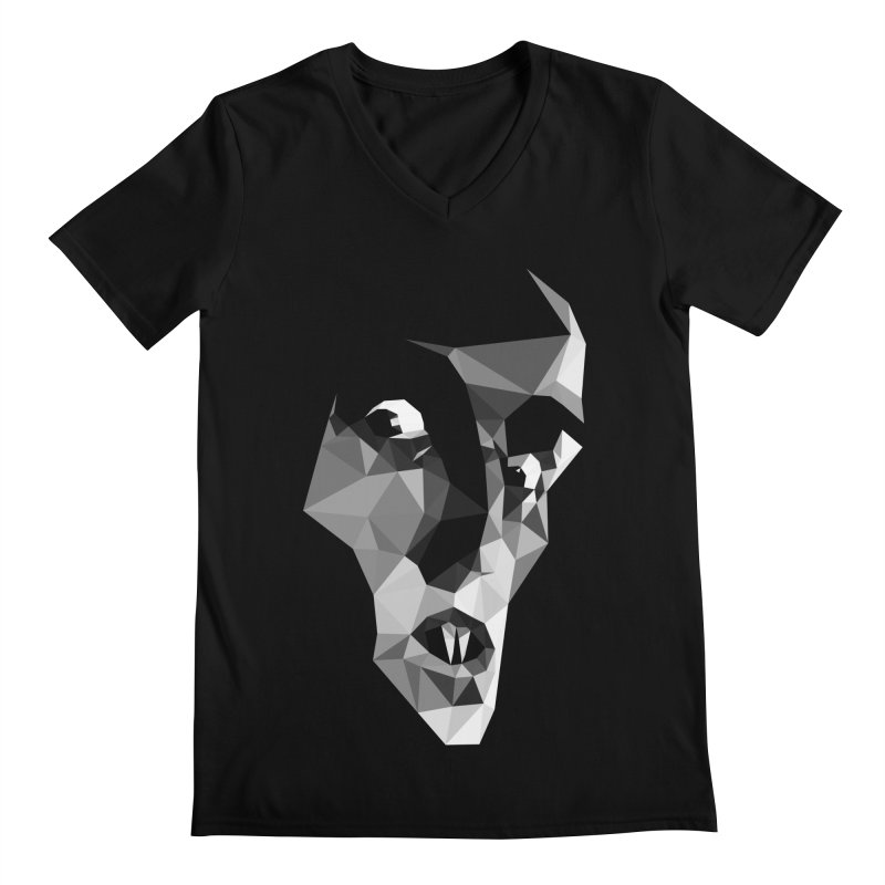 Strigoi Men's V-Neck by ToySkull