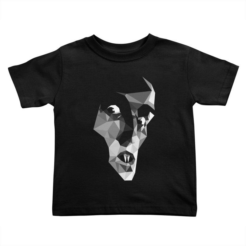 Strigoi Kids Toddler T-Shirt by ToySkull