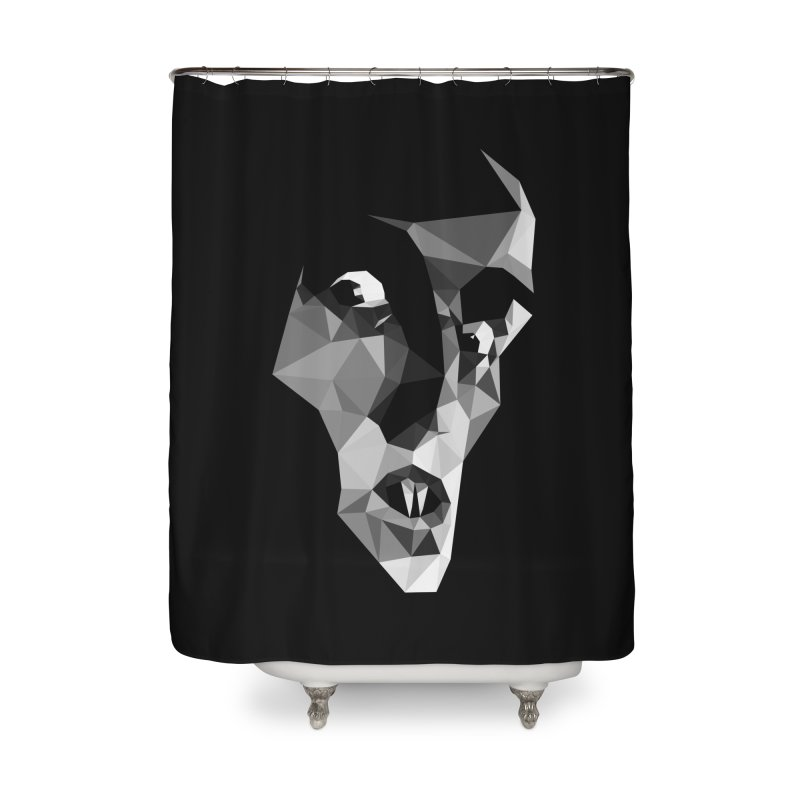 Strigoi Home Shower Curtain by ToySkull