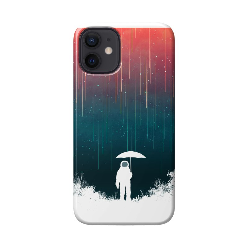 Meteor Shower Accessories Phone Case by Trabu - Graphic Art Shop